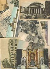 097 Lotto di 20 cartoline della città di ROMA - Viaggiate e non