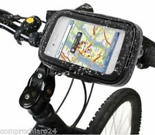 Supporto Custodia Bici Moto Bicicletta Impermeabile per iPhone 4 / 4s Cover