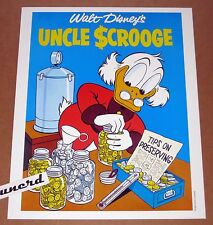 Carl Barks Kunstdruck: Cover zu Uncle Scrooge # 15 - Cover Art Print