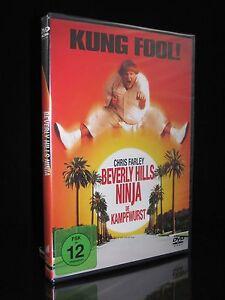 DVD BEVERLY HILLS NINJA - DIE KAMPFWURST - CHRIS FARLEY + CHRIS ROCK *** NEU ***