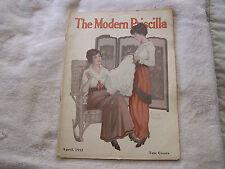 The Modern Priscilla April 1915 Coca Cola Ad