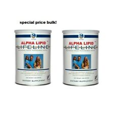 Alpha Lipid lifeline 450g x 2tins