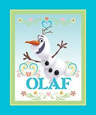 FROZEN DANCING OLAF PANEL CP55428