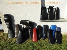 Original spare-Parts piezas de repuesto honda xr250r me06: 1x banco seat selle RT