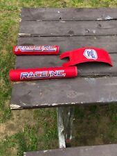 Vintage Bmx old school Bmx Raceinc padset