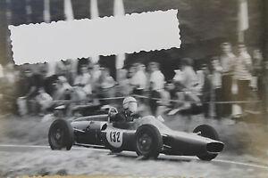 26608 Photo Racer Timoszek Poland 1964 Car Racing Car Racing Diver Sport