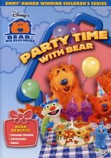 Bear in the Big Blue House: Party Time With Bear (2004, REGION 1 DVD New)