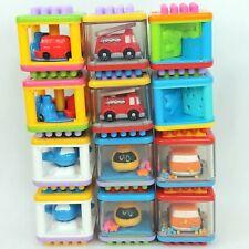 Peek a boo baby toy blocks Fisher Price Bulk LotA
