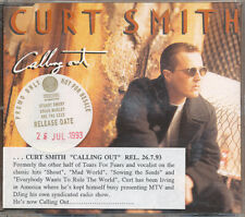Curt Smith (of Tears For Fears) Calling Out RARE promo import CD single '93