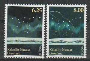 Europa Cept 2009 Grönland 525-526 **