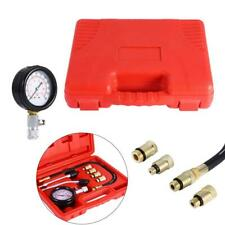 0-300 psi Petrol Engine Cylinder Compression Tester Test Gauge Kit with Case