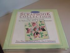 Memory Makers Scrapbook Collection Complete Guide 200 Pages Ideas Tips Technique