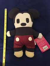 "Disney Mickey Mouse Vintage 12"" Pook A Looz Stuffed Plush NWT FREE SHIPPING!"