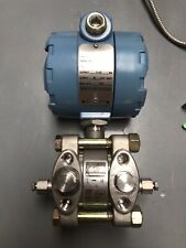 Rosemount 1151DP3E2202 Pressure Sensor NEW Max WP 2000