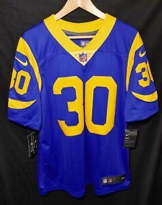 NEW Men's Nike Los Angeles Rams Todd Gurley II Vapor Untouchable NFL Jersey Sz L