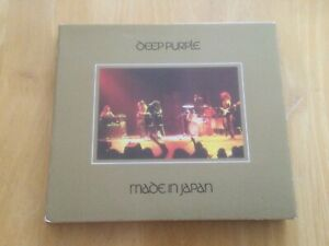Deep Purple - Made in Japan [Live Recording] (Deluxe Edition 2xCD)