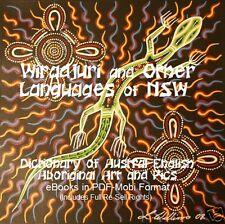 CD - Wiradyuri People and Language -  eBooks