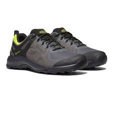 Keen Mens Explore Waterproof Walking Shoes - Grey Sports Outdoors Breathable