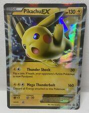 Pokemon Pikachu EX Black Star Promo XY174 NM