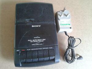 Sony Tape Cassette Player / Recorder. Model TCM - 939. In good working order.
