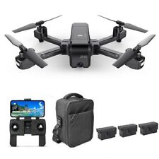 SJRC Z5 GPS 2.4G WiFi FPV Drone 1080P HD Cam Follow Me Quadcopter+3* Battery+Bag