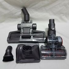 Dyson Absolute DC17 vacuum cleaner power head & attachments Lot Of 4