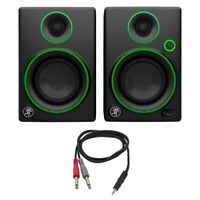 "Mackie CR Series 3"" Creative Reference Multimedia Monitors (Pair) (CR3) with Mon"