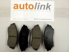 Front brake pads, Mitsubishi Pajero Junior Jr, 12/96 on, Kashiyama
