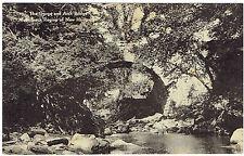 Monadock Region of New Hamshire the Gorge and Arch Bridge