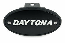Dodge Ram Daytona Receiver Hitch Cover Plug Black and Silver
