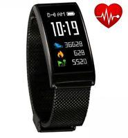 Smartband X3HR Smartwatch Sport Uhr Pulsuhr Blutdruck Fitness Armband Tracker