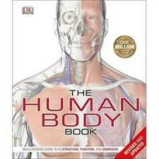 The Human Body Book: An Illustrated Guide to its Structure... #15899 U