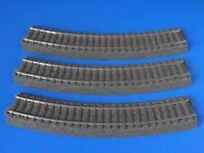 MARKLIN H0 - 24130 - 3x Curved Tracks R1 - C Track