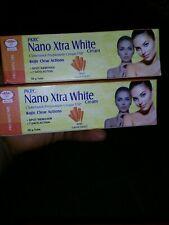Nano Xtra White Tube Cream 50g X2