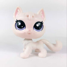 Littlest Pet Shop LPS (1838)-CREAM KITTY CAT In The City Pet Animal Figure Toy