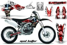 AMR Racing Yamaha Graphic Kit Bike Decal YZ 450F Decal MX Parts 10-13 HATTER W R
