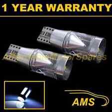 2x W5W T10 501 Errore Canbus libero Xenon Bianco 360 3 CREE Luce Laterale Lampadine sl102704