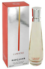 Lumiere Perfume for Women  by Rochas EDT Spray 3.4 Oz - Brand New - Hard To Find