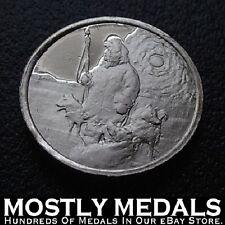 Franklin Mint Sterling Silver Mini-Ingot: 1867 Alaska Purchase