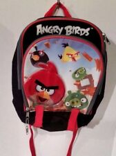 Angry Birds Kids Back Pack School Book Bag