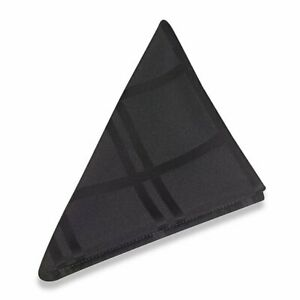 Origins™ Microfiber Napkins in Black (Set of 2)