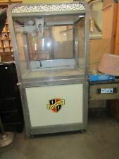 Antique 1930s Burch Manley Movie Theater Popcorn Machine Z622