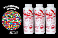 3 Bottles REAL J-Lube JLube Powder Lubricant INTERNATIONAL SHIPPING Made in USA