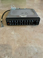 Bendix King KMA 24 TSO Audio Panel P/N 066-1055-03 14/28V with Tray & Connector