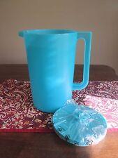 Tupperware  NEW  1 G GALLON  (3.8L) ~ AQUA PITCHER Tropical Water