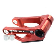 Honda CRF250R 2009-2015 Pro Moto Billet Fastway Adjustable Linkage Guard - RED