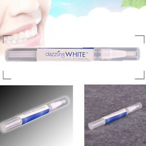 2ml 1pc White Instant Whiter Tooth Teeth Whitening Pen Remove Stains