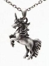 Pendant Necklace Lucky Mystical Unicorn Jewelry
