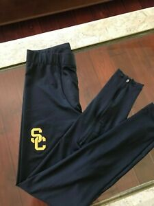 USC Trojans Nike Leggings / Workout Pants, Mens Large