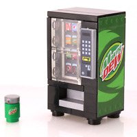 Making Dew Soda Vending Machine Building Kit - B3 Customs